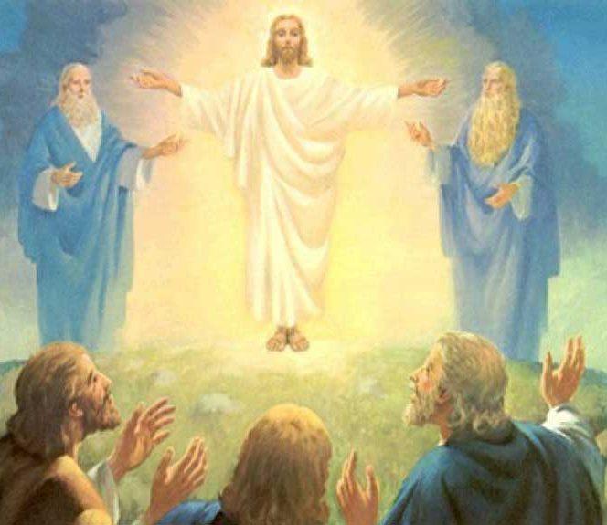 Schimbarea la Față a Domnului Iisus Hristos. Sursa foto: doxologia.ro