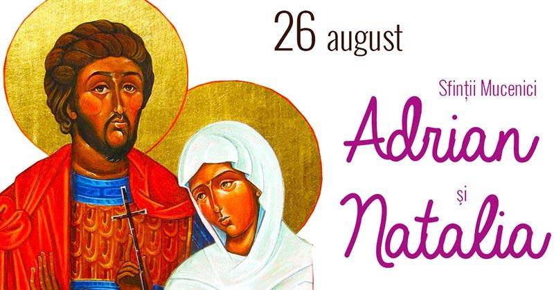 Calendar ortodox pentru ziua de luni, 26 august