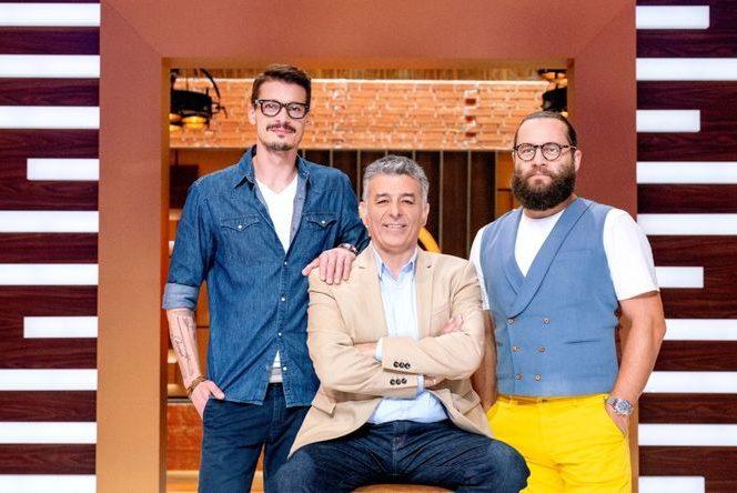 Jurații noului sezon Masterchef. Sursa foto: protv.ro