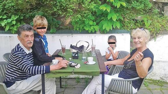 Cum arată acum copiii lui Cristi Borcea și ai Alinei Vidican