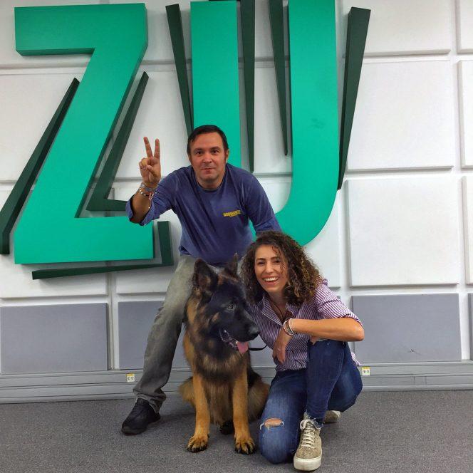 Daniel Buzdugan, unul dintre cei mai îndrăgiți realizatori radio. Sursa foto: radiozu.ro