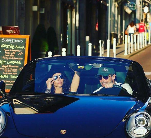 În ce mașină se plimbă Mihaela Rădulescu prin Monaco. Rădulescu și mașina
