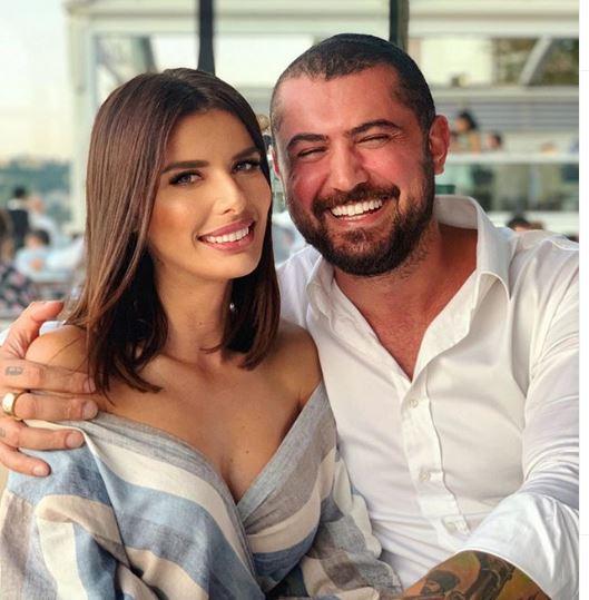 Ioana Filimon și iubitul care se pare că a sechestrat-o în Turcia