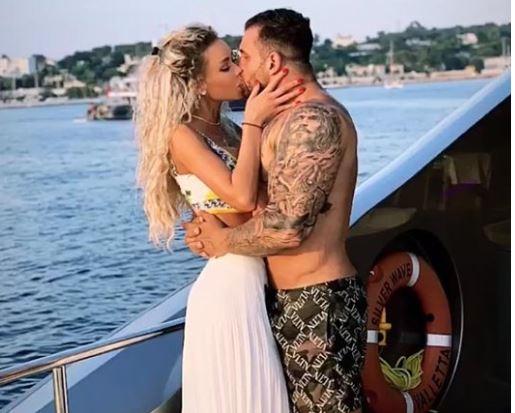 Bianca Drăgușanu și Alex Bodi s-au căsătorit pe 1 august