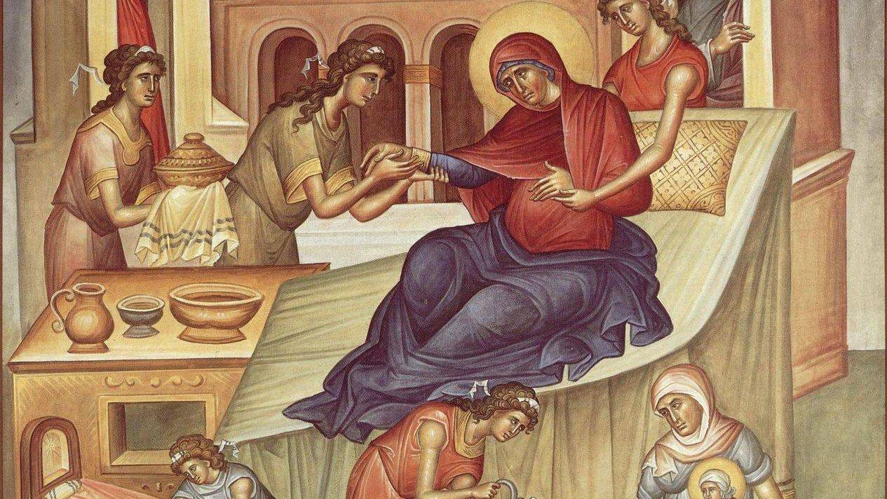 sfânta maria 2019