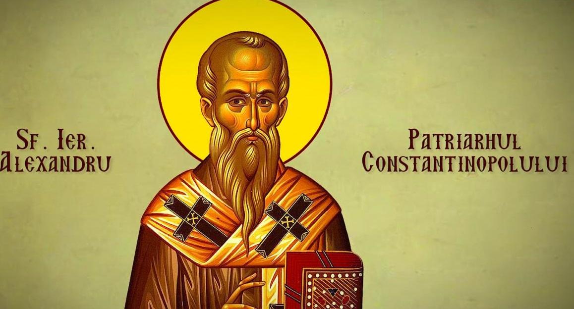 Sfântul Alexandru