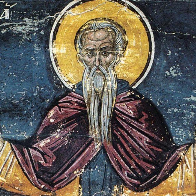 Preacuviosul părinte Pimen cel Mare