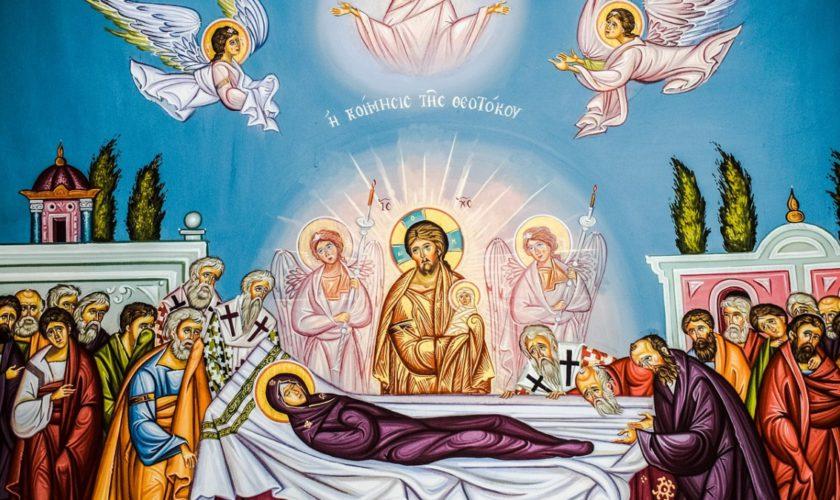 tradiții sfânta maria