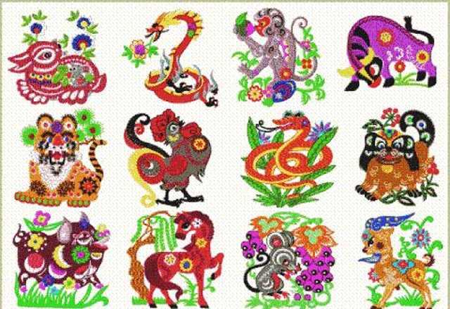 Zodiile horoscopului chinezesc