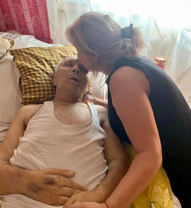 A murit tatăl lui Carmen Șerban
