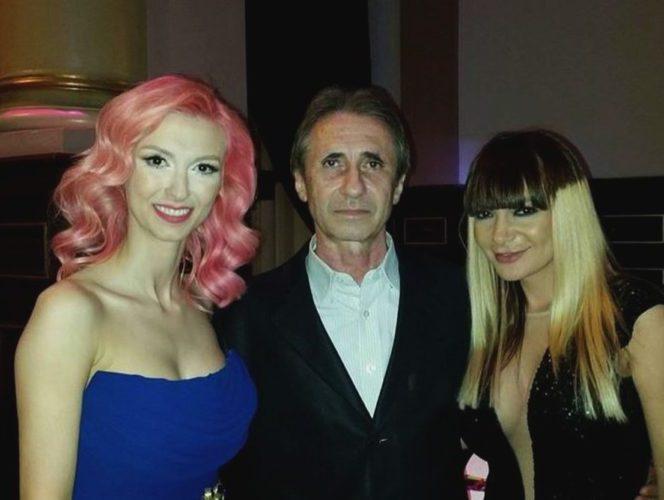 Andreea Bălan l-a invitat pe tatăl său la nuntă