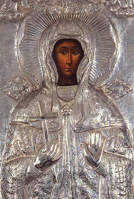 Sfânta muceniță Meletina