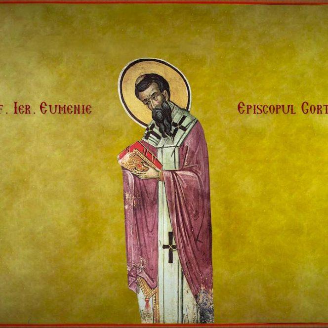 Calendarul ortodox 18 septembrie