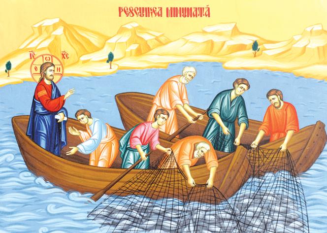 Ce este complet interzis să faci astăzi de Pescuirea Minunată