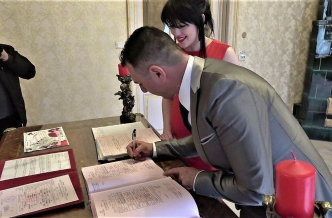 Christian Sabbagh a făcut nunta și botez