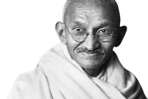 Gandhi, una dintre cele mai marcante personalități ale secolului XX. Sursa foto: indiaone.com