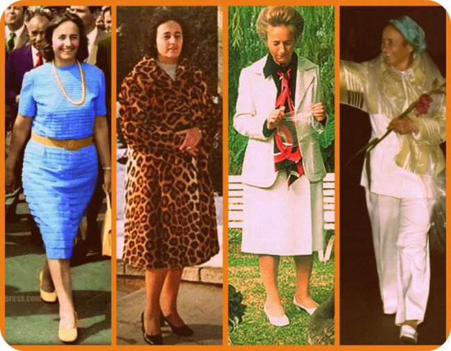 Soția lui Ceaușescu ucmpăra cele mai scumpe bijuterii