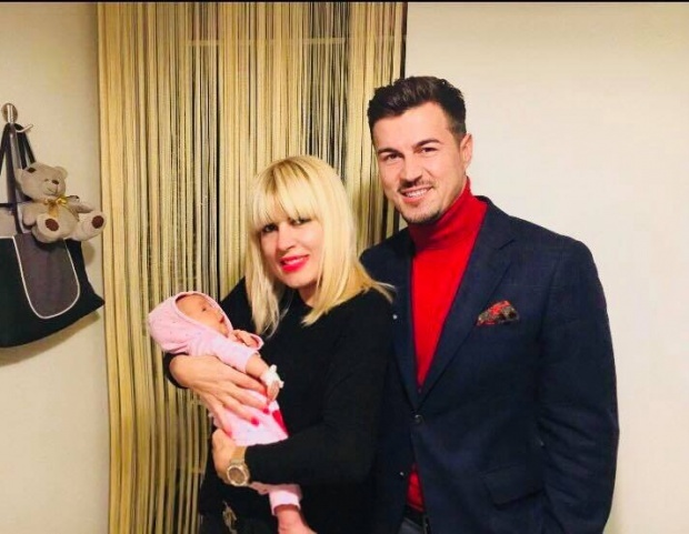 Ce rochie a purtat Elena Udrea la botezul fiicei sale