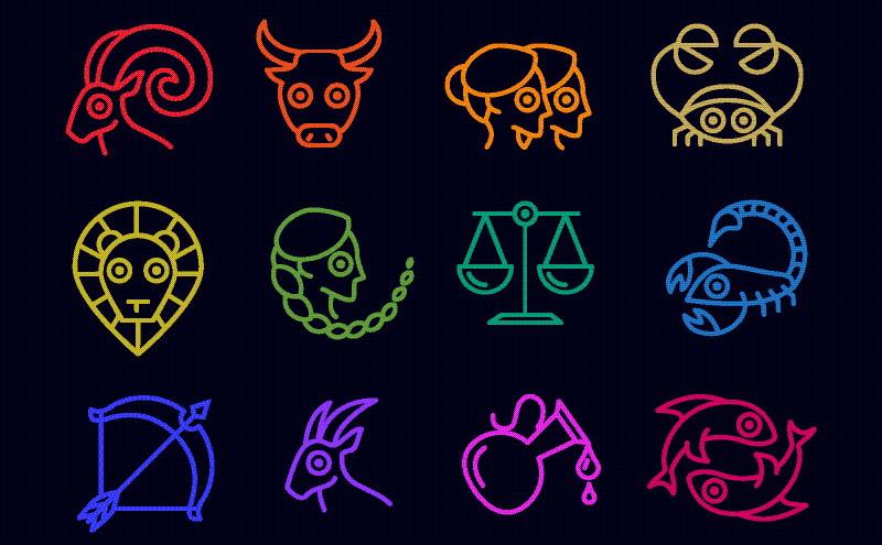 Ce se întâmplă cu zodiile horoscopului european