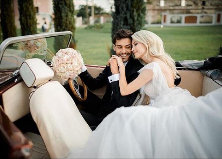 imagini nunta andreei bălan