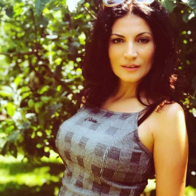 Ioana Ginghină este pregătită să iubească din nou. Sursa foto: click.ro