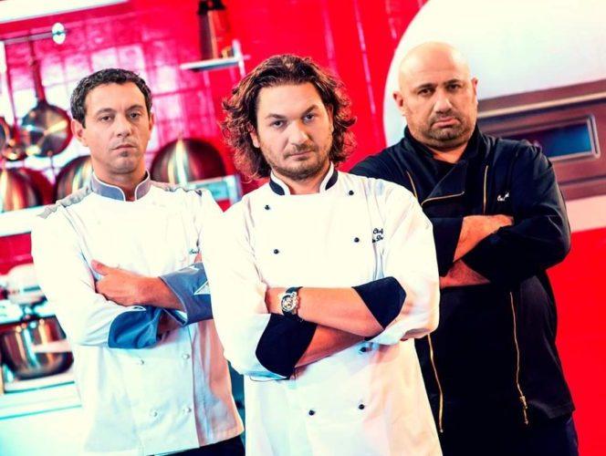 Live Stream Online Chefi la Cuțite pe Antena 1 Sezonul 7 episodul 1