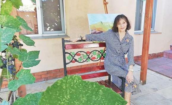La cei 83 de ani ai săi, Marina Voica a rămas la fel de frumoasă și cochetă ca în tinerețe. Sursa foto: click.ro