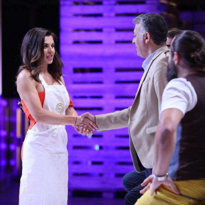 Andreea Dos Santos a reușit să-i cucerească pe jurați și să obțină șorțul de aur. Sursa foto: protv.ro