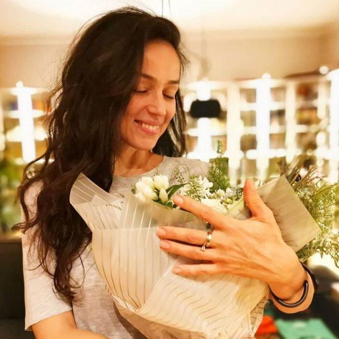 Olivia Steer și Andi Moisescu au împlinit 15 ani de căsnicie