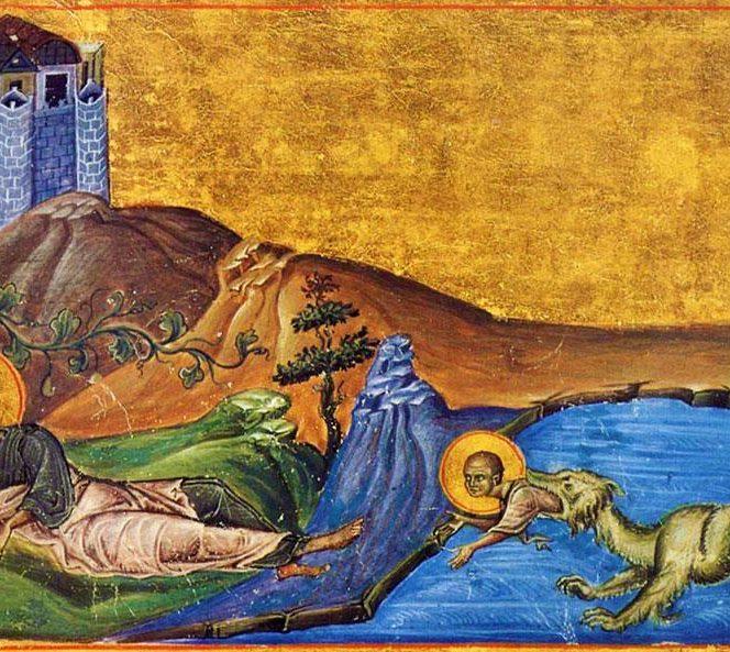 Pomenirea sfântului prooroc Iona