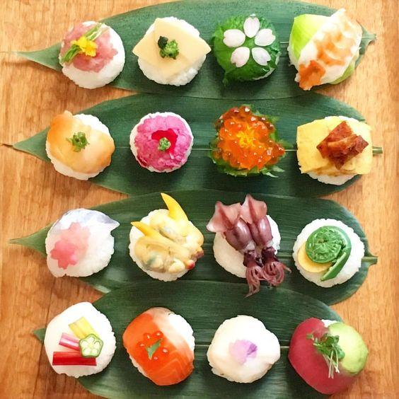 Cum se prepară sushi, rețeta japoneză