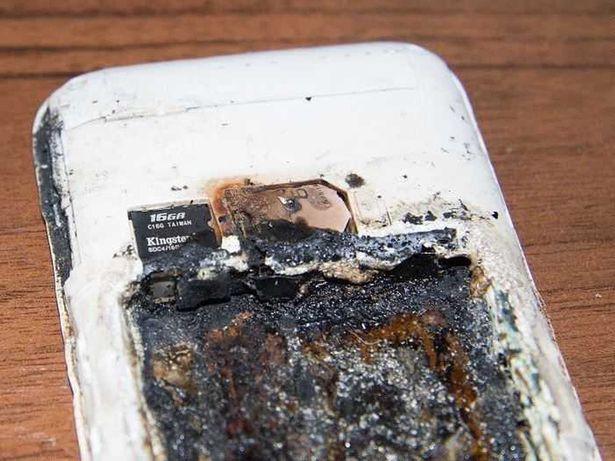 Adolescenta a murit după ce bateria aparatului a explodat