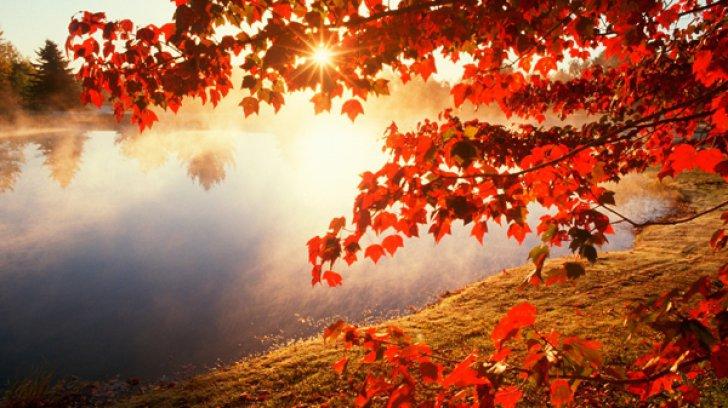 Sfârșitul verii și începutul toamnei are loc pe 23 septembrie