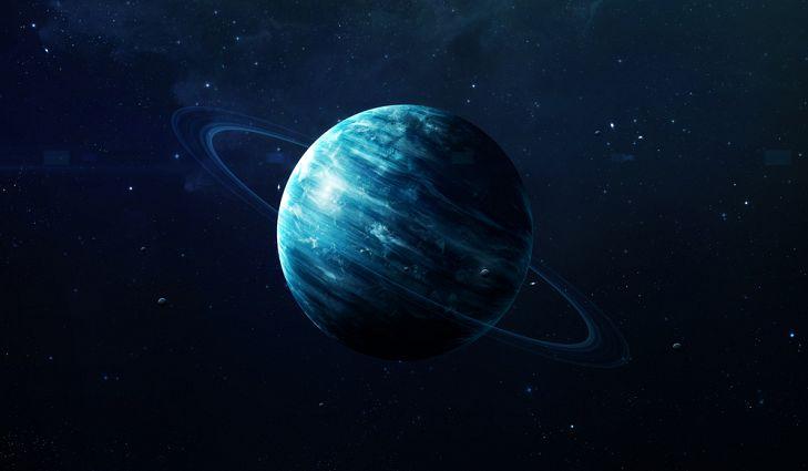Uranus retrograd