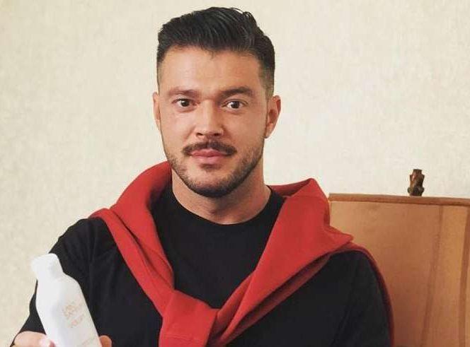 Victor Slav, depistat pozitiv cu marijuana. Sursa foto: mediasud.ro