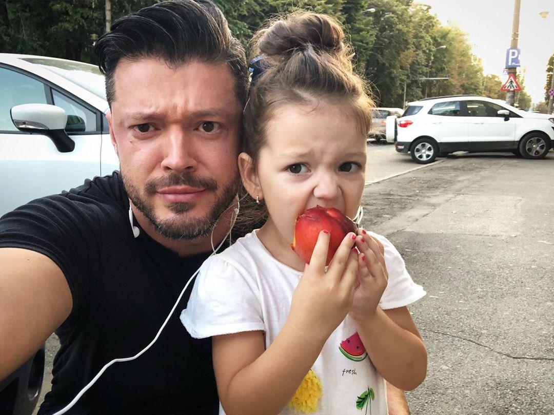 Micuța Sofia are 2 ani și jumătate