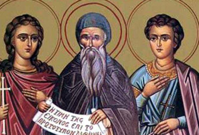 Calendar ortodox 10 octombrie. Sursa foto: doxologia.ro