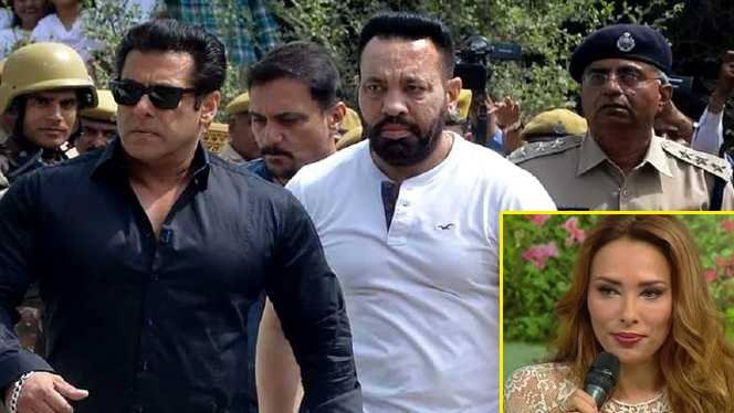 Mascații au intrat cu forța în casa lui Salman Khan și Iuliei Vântur. Soțul româncei e SUSPECT! S-au făcut ARESTĂRI