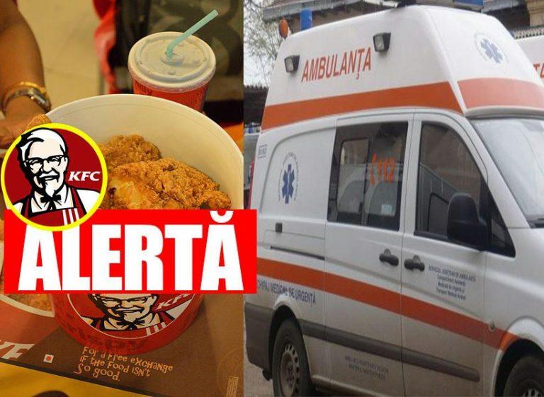 Alerta ALIMENTARA la KFC! BREAKING! Au intervenit de la minister. S-au descoperit BACTERII