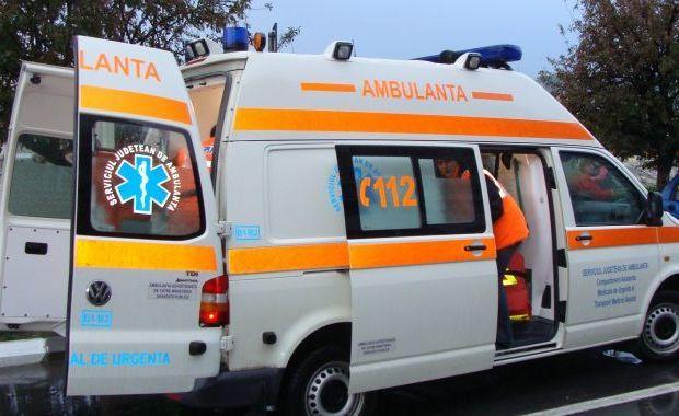 Accident cu 5 victime în Bacău