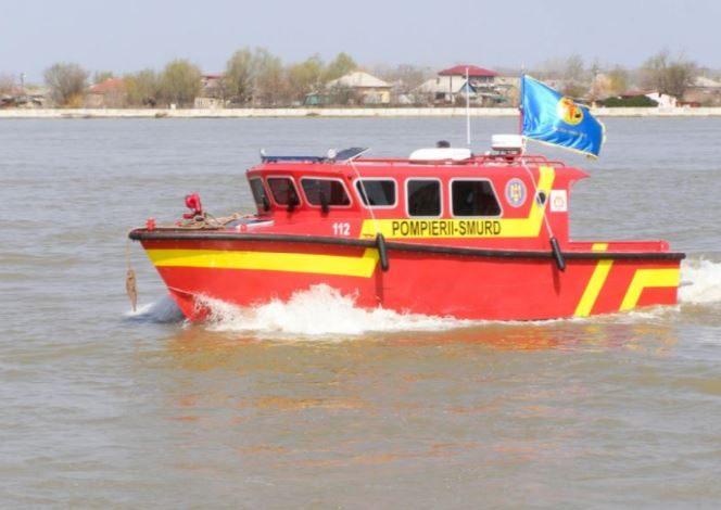 Accident pe Dunăre, între o navă de tip cargo și alta de croazieră