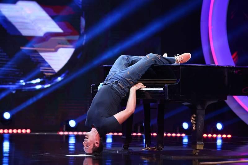 Delia va rămâne impresionată de talentul americanului