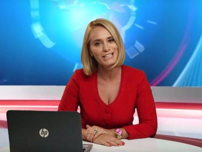 Andreea Esca, de peste 20 de ani la pupitrul Știrilor Pro TV. Sursa foto: clickpentrufemei.ro