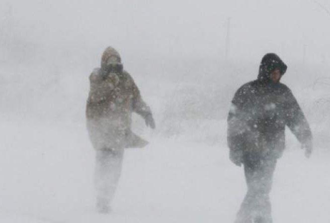 Vortexul polar va aduce ninsori abundente și vreme geroasă în toată țara, dar și în Europa. Sursa foto: noi.md