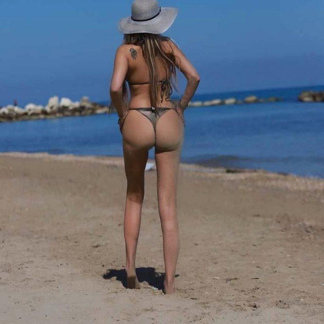 Fostul model Playboy Ava Karabatic vrea să candideze pentru președinția Croației