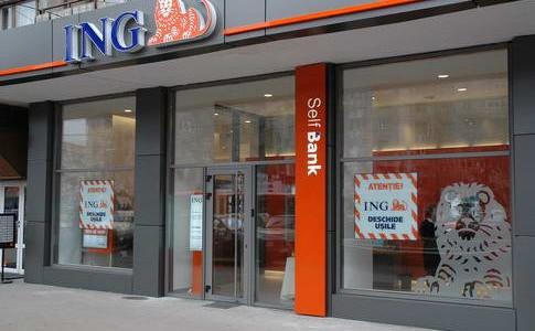 Clienții ING vor avea în continuare comision 0 la retragere