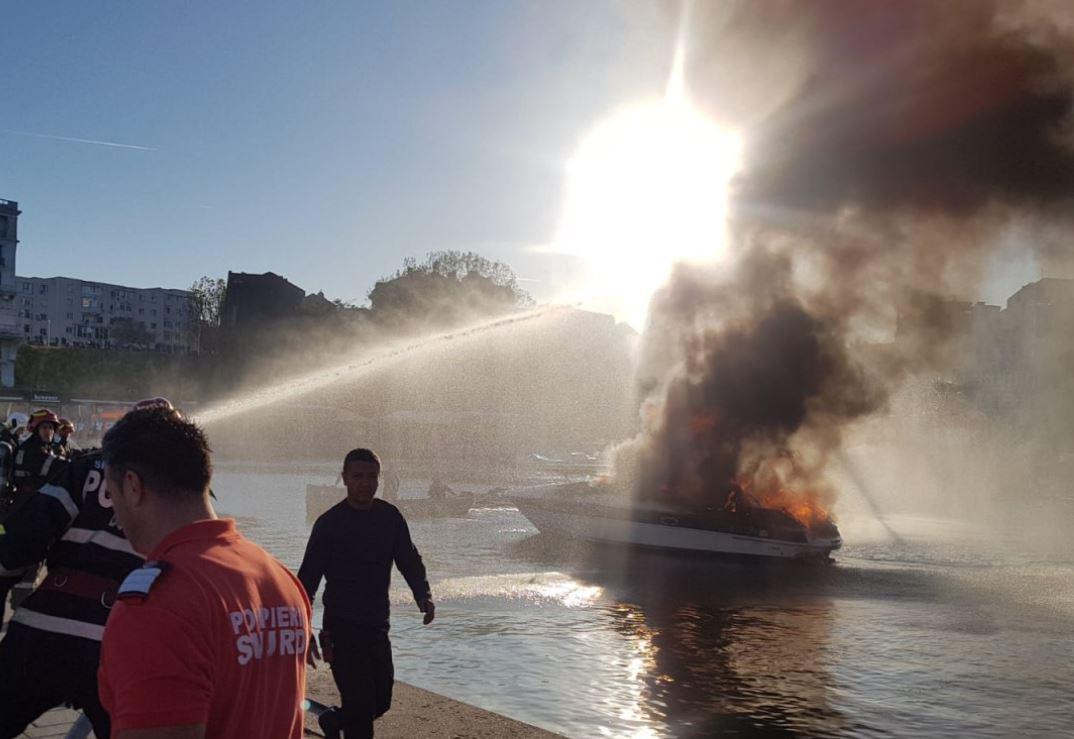 barcă explodat tomis
