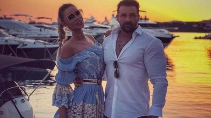 Bianca Drăgușanu are o fetiță cu Victor Slav