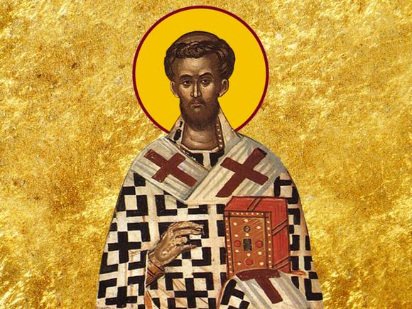 Sfântul mucenic Alexandru. Sursa foto: click.ro