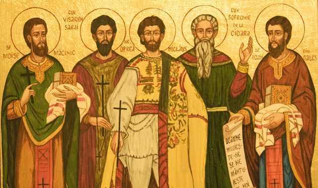 Calendarul ortodox 21 octombrie